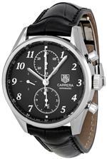タグ ホイヤー 時計 Tag Heuer Mens CAS2110.FC6266 Carrera Black Dial Dress Watch<img class='new_mark_img2' src='https://img.shop-pro.jp/img/new/icons37.gif' style='border:none;display:inline;margin:0px;padding:0px;width:auto;' />