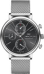 アイダブルシー 時計 IW391012 - BRAND NEW IWC PORTOFINO AUTOMATIC CHRONOGRAPH MENS WATCH