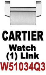 カルティエ 時計  MODEL W51034Q3  OEM NEW CARTIER TANK FRANCAISE SINGLE STEEL 14.5MM LINK<img class='new_mark_img2' src='https://img.shop-pro.jp/img/new/icons41.gif' style='border:none;display:inline;margin:0px;padding:0px;width:auto;' />