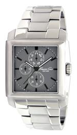 ケネスコール 時計 Kenneth Cole Bracelet Collection Charcoal Grey Dial Mens Watch #KC9066