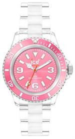 アイス 時計 Ice Watch CLPKUP09 Unisex Classic Collection Pink Dial Clear Plastic<img class='new_mark_img2' src='https://img.shop-pro.jp/img/new/icons12.gif' style='border:none;display:inline;margin:0px;padding:0px;width:auto;' />