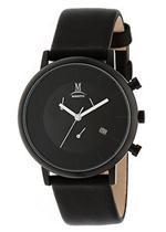 モメンタス 時計 Momentus Stainless Steel with Black Leather Band  Dial Men's Watch FD236E-04BE<img class='new_mark_img2' src='https://img.shop-pro.jp/img/new/icons4.gif' style='border:none;display:inline;margin:0px;padding:0px;width:auto;' />