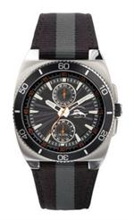 トミー バハマ 時計 Tommy Bahama Men's RLX1012 Black Relax Multi Function Canvas Band Quartz Watch<img class='new_mark_img2' src='https://img.shop-pro.jp/img/new/icons37.gif' style='border:none;display:inline;margin:0px;padding:0px;width:auto;' />