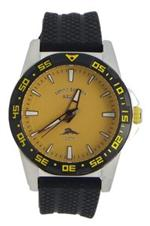 トミー バハマ 時計 Tommy Bahama Relax RLX1164 Yellow Dial Sport Analog Quartz Men's Wrist Watch
