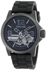 マークエコー 時計 Marc Ecko Mens E11587G1 The Flint 3 Hand Movement Black Dial Watch<img class='new_mark_img2' src='https://img.shop-pro.jp/img/new/icons29.gif' style='border:none;display:inline;margin:0px;padding:0px;width:auto;' />