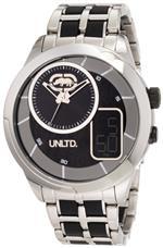 マークエコー 時計 Marc Ecko Mens E17524G1 The Eclectic Dual Analog and Digital Watch