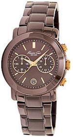 ケネスコール 時計 Women's Brown Kenneth Cole Chronograph Watch KC4802<img class='new_mark_img2' src='https://img.shop-pro.jp/img/new/icons28.gif' style='border:none;display:inline;margin:0px;padding:0px;width:auto;' />