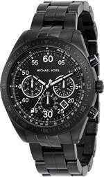 マイケルコース 時計 Michael Kors Black Chronograph Mens Watch MK8139