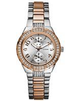 ゲス 時計 GUESS Womens U13586L2 Status In-the-Round Rose Gold-Tone and Steel Watch<img class='new_mark_img2' src='https://img.shop-pro.jp/img/new/icons39.gif' style='border:none;display:inline;margin:0px;padding:0px;width:auto;' />