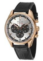 ゼニス 時計 Zenith El Primero Striking 10th Mens Automatic Watch 18-2040-4052-21-C496