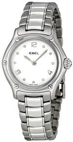 エベル 時計 Ebel Womens 9090211-19865P 1911 Diamond Accented Watch