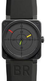 ベルアンドロス 時計 MODEL BR-03-RADAR  AUTHENTIC NEW BELL  ROSS AVIATION MENS AUTOMATIC WATCH