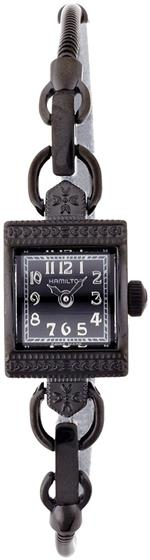 ハミルトン 時計 Hamilton Vintage Lady Hamilton Womens Quartz Watch H31281113