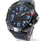 フェスティナ 時計 FESTINA WATCH BLACK ION COATED STEEL LEATHER F16491/3