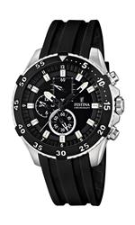 フェスティナ 時計 Festina F16604-2 Mens Chrono Black Watch<img class='new_mark_img2' src='https://img.shop-pro.jp/img/new/icons6.gif' style='border:none;display:inline;margin:0px;padding:0px;width:auto;' />