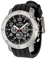 ティーダブルスティール 時計 TW Steel Mens TW120 Grandeur Tech Black Silicon Strap Watch<img class='new_mark_img2' src='https://img.shop-pro.jp/img/new/icons22.gif' style='border:none;display:inline;margin:0px;padding:0px;width:auto;' />