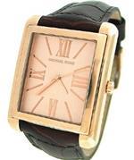 マイケルコース 時計 New MICHAEL KORS MK2243 Womens Rose Gold Tone Brown Leather Band Watch<img class='new_mark_img2' src='https://img.shop-pro.jp/img/new/icons7.gif' style='border:none;display:inline;margin:0px;padding:0px;width:auto;' />