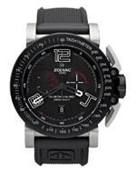 <img class='new_mark_img1' src='https://img.shop-pro.jp/img/new/icons11.gif' style='border:none;display:inline;margin:0px;padding:0px;width:auto;' />ゾディアック 時計 Zodiac Mens ZO8552 Analog Display Swiss Quartz Black Watch