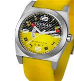ロックマン 時計 Locman Stealth #9642 Ref. 200 Yellow