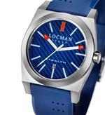 ロックマン 時計 Locman Stealth #9642 Ref. 201 Blue