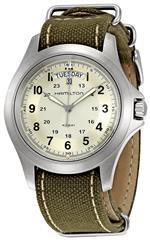 ハミルトン 時計 Hamilton Mens H64451823 Khaki King Beige Dial Watch<img class='new_mark_img2' src='https://img.shop-pro.jp/img/new/icons11.gif' style='border:none;display:inline;margin:0px;padding:0px;width:auto;' />