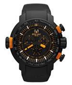 <img class='new_mark_img1' src='https://img.shop-pro.jp/img/new/icons31.gif' style='border:none;display:inline;margin:0px;padding:0px;width:auto;' />ゾディアック 時計 Zodiac Mens ZO8558 Analog Display Swiss Quartz Black Watch