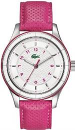 ラコステ 時計 Lacoste Sydney Pink Calfskin Leather Ladies Watch 2000741<img class='new_mark_img2' src='https://img.shop-pro.jp/img/new/icons13.gif' style='border:none;display:inline;margin:0px;padding:0px;width:auto;' />