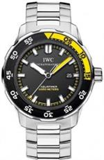 アイダブルシー 時計 IWC Aquatimer Mens Automatic 2000 Watch - IW3568-01