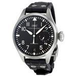 アイダブルシー 時計 IWC Big Pilot Black Dial Leathjer Mens Watch IW500901<img class='new_mark_img2' src='https://img.shop-pro.jp/img/new/icons14.gif' style='border:none;display:inline;margin:0px;padding:0px;width:auto;' />