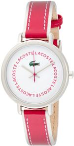 ラコステ 時計 Lacoste Club Collection Nice White Dial Womens watch #2000539<img class='new_mark_img2' src='https://img.shop-pro.jp/img/new/icons22.gif' style='border:none;display:inline;margin:0px;padding:0px;width:auto;' />