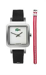 ラコステ 時計 Lacoste Sportswear Collection White Dial Womens Watch #2000509<img class='new_mark_img2' src='https://img.shop-pro.jp/img/new/icons34.gif' style='border:none;display:inline;margin:0px;padding:0px;width:auto;' />