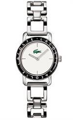 ラコステ 時計 Lacoste Sportswear Collection Inspiration Round White Dial Womens watch #2000489<img class='new_mark_img2' src='https://img.shop-pro.jp/img/new/icons13.gif' style='border:none;display:inline;margin:0px;padding:0px;width:auto;' />