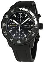 アイダブルシー 時計 IWC Aquatimer Automatic Chronograph Black Rubber Mens Watch IWC3767-05<img class='new_mark_img2' src='https://img.shop-pro.jp/img/new/icons11.gif' style='border:none;display:inline;margin:0px;padding:0px;width:auto;' />