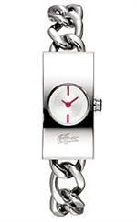 ラコステ 時計 Lacoste Sportswear Collection Slice White Dial Womens watch #2000315<img class='new_mark_img2' src='https://img.shop-pro.jp/img/new/icons15.gif' style='border:none;display:inline;margin:0px;padding:0px;width:auto;' />