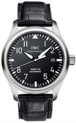 アイダブルシー 時計 IWC Classic Pilot Mark XVI Steel Black Mens Watch 3255-01<img class='new_mark_img2' src='https://img.shop-pro.jp/img/new/icons32.gif' style='border:none;display:inline;margin:0px;padding:0px;width:auto;' />
