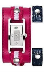 ラコステ 時計 Lacoste Sportswear Collection Inspiration Silver Dial Womens watch #2000313<img class='new_mark_img2' src='https://img.shop-pro.jp/img/new/icons5.gif' style='border:none;display:inline;margin:0px;padding:0px;width:auto;' />