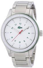 ラコステ 時計 Lacoste Sydney Silver/green Round Bracelet Watch 38mm<img class='new_mark_img2' src='https://img.shop-pro.jp/img/new/icons27.gif' style='border:none;display:inline;margin:0px;padding:0px;width:auto;' />