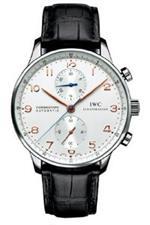 アイダブルシー 時計 IWC Portuguese Chrono Automatic Steel Black Mens Watch IW371401<img class='new_mark_img2' src='https://img.shop-pro.jp/img/new/icons23.gif' style='border:none;display:inline;margin:0px;padding:0px;width:auto;' />