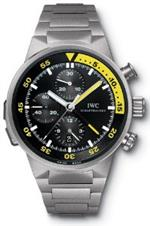 <img class='new_mark_img1' src='https://img.shop-pro.jp/img/new/icons13.gif' style='border:none;display:inline;margin:0px;padding:0px;width:auto;' />アイダブルシー 時計 IWC Aquatimer Split Minute Chrono Titanium Mens Watch IW372301