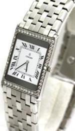コンコルド 時計 Concord Delirium Diamond Bezel case is 2.8mm this is the thinnest watch Mens Watch