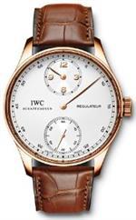 アイダブルシー 時計 IWC Portuguese Regulateur Mens Watch IW544402