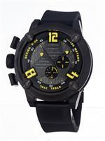 ウェルダー 時計 Welder Mens 7104 K28 Chronograph Black Ion-Plated Stainless Steel Round Watch<img class='new_mark_img2' src='https://img.shop-pro.jp/img/new/icons30.gif' style='border:none;display:inline;margin:0px;padding:0px;width:auto;' />