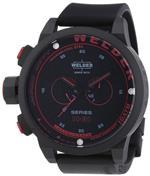 ウェルダー 時計 Welder Unisex 2602 K31 Oversize Chronograph Watch
