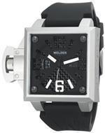 ウェルダー 時計 Welder Mens K25B-4403 K25B Analog Stainless Steel Square Watch<img class='new_mark_img2' src='https://img.shop-pro.jp/img/new/icons40.gif' style='border:none;display:inline;margin:0px;padding:0px;width:auto;' />