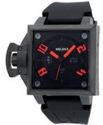 ウェルダー 時計 Welder Mens K25-4101 K25 Analog Black Ion-Plated Stainless Steel Square Watch<img class='new_mark_img2' src='https://img.shop-pro.jp/img/new/icons26.gif' style='border:none;display:inline;margin:0px;padding:0px;width:auto;' />