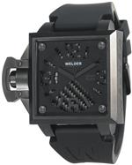 ウェルダー 時計 Welder Mens K25-4104 K25 Analog Black Ion-Plated Stainless Steel Square Watch<img class='new_mark_img2' src='https://img.shop-pro.jp/img/new/icons16.gif' style='border:none;display:inline;margin:0px;padding:0px;width:auto;' />