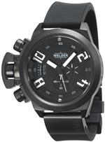 ウェルダー 時計 Welder Mens K24-3700 K24 Chronograph Electro-Mechanical Stainless Steel Round Watch<img class='new_mark_img2' src='https://img.shop-pro.jp/img/new/icons10.gif' style='border:none;display:inline;margin:0px;padding:0px;width:auto;' />