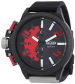 ウェルダー 時計 Welder Unisex 2501 K35 Oversize Chronograph Watch