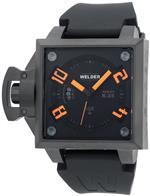 ウェルダー 時計 Welder Mens K25-4102 K25 Analog Black Ion-Plated Stainless Steel Square Watch<img class='new_mark_img2' src='https://img.shop-pro.jp/img/new/icons20.gif' style='border:none;display:inline;margin:0px;padding:0px;width:auto;' />