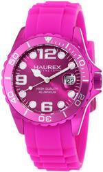 ハウレックスイタリア 時計 Haurex Italy Womens 1K374DP3 Ink Purple Rubber Band Aluminum Watch<img class='new_mark_img2' src='https://img.shop-pro.jp/img/new/icons11.gif' style='border:none;display:inline;margin:0px;padding:0px;width:auto;' />